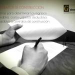 Contratos de Construcción: Normas para determinar los ingresos gravables, costos y gastos deducibles imputables a contratos de construcción.